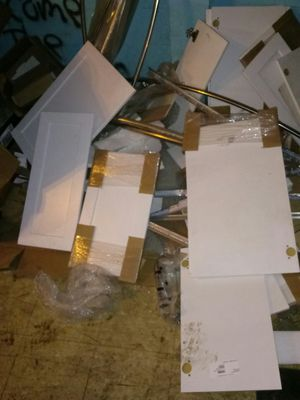 Kitchen and bathroom cabinet doors different sizes for Sale in Nashville, TN