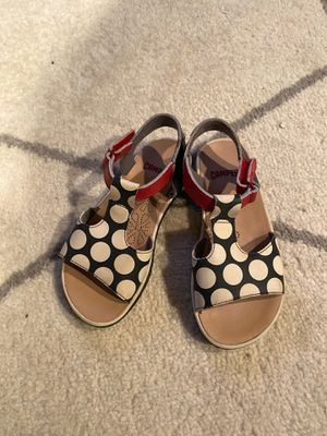 Camper sandals - little girls size 27 for Sale in Queens, NY