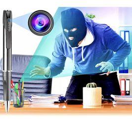 Spy Hidden Camera Pen Audio Video Recorder Full HD Mini Portable Pocket Body Cam for Sale in Hialeah,  FL