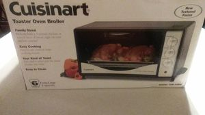 Cuisinart Classic Toaster Oven Broiler NEW for Sale in Riverside, CA