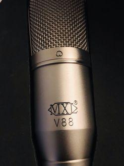 Studio Microphone MXL V88 Condenser Mic for Sale in Huntington Beach,  CA
