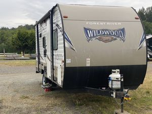 Forest river wildwood travel trailer for Sale in Redmond, WA