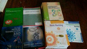 Nursing books for Sale in Alexandria, LA