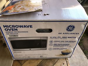 General Electric GE microwave for Sale in Glendale, AZ