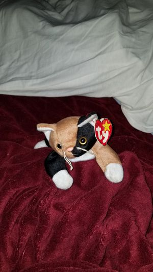 """TY Beanie Babies Original """"Chip the Cat"""" for Sale in Chelmsford, MA"""