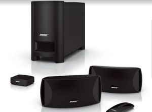 Bose Cinemate Speaker System Series ii for Sale in Chesapeake, VA