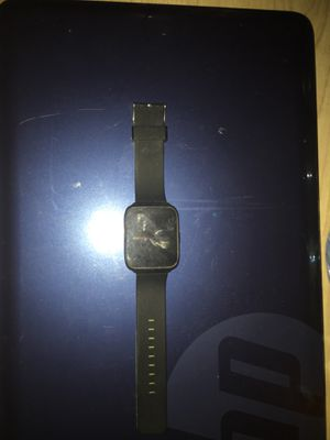 Andriod watch works like new for social media and etc... andriod or ios Bluetooth conexión with charger and great function for Sale in Hialeah, FL