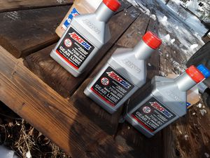 5 quarts of Amsoil gear lube for Sale in Richmond, ME