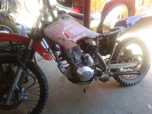 150 zongshen dirt bike for Sale in Atlanta, GA