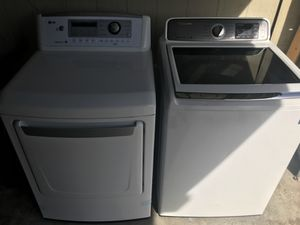 Samsung Washer LG Dryer Set for Sale in Columbia, SC