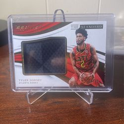 Tyler Dorsey Immaculate Jersey Patch Card for Sale in Salinas, CA