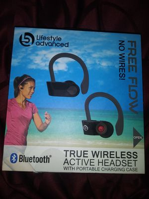 Lifestyle Free Flow Bluetooth Headset for Sale in Stockton, CA