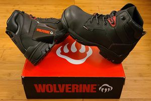 Wolverine Work Boots size 8.5,9,9.5,10,10.5 and 11 for Men. for Sale in Lynwood, CA