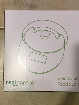 Real Appeal Bathroom Scale & Food Scale for Sale in Tempe, AZ