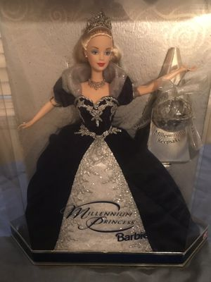 Millennium princess Barbie in box for Sale in FL, US