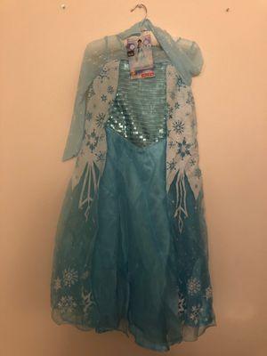 Kids Elsa Halloween Costume for Sale in Anaheim, CA