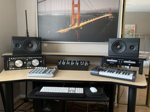 Music Production Studio (Desk) Podcast DJ for Sale in West Covina, CA
