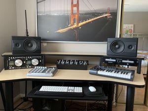 Music Production Studio (Desk) Podcast DJ for Sale in West Covina, CA