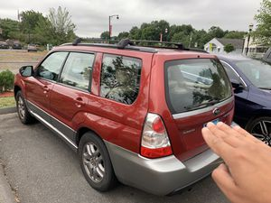 2007 Subaru Forester LL Bean Edition for Sale in Hartford, CT