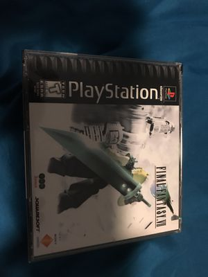 Final fantasy 7 - used/ good condition. PlayStation for Sale in Lorton, VA