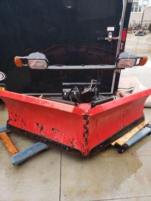 Boss v plow for Sale in North Tonawanda, NY