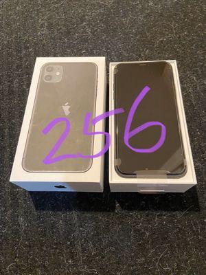 Apple iPhone 11. 256Gb. Black. Verizon. for Sale in Wheeling, IL