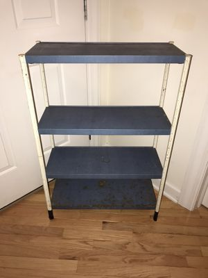 Metal shelving unit for Sale in Delaware, OH