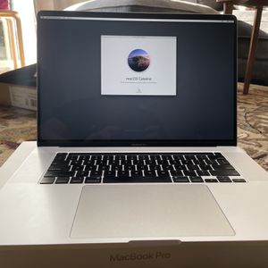 16 inch MacBook Pro 2019 (warranty Until 5/21) for Sale in North Bend, WA