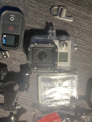 Gopro and accessories for Sale in Arlington, TX