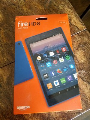 Amazon fire tablet for Sale in Cicero, IL