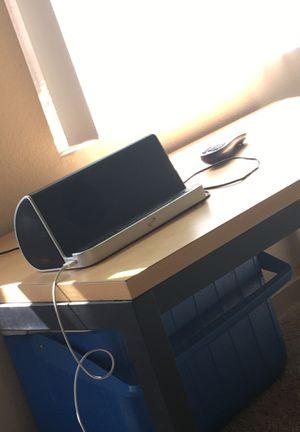 Bluetooth speaker and charging dock for Sale in Fresno, CA
