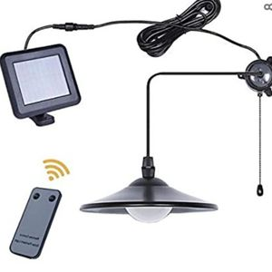 Solar Pendant Light - Indoor Barn Lights Led Shed Lights Waterproof for Sale in Nellis Air Force Base, NV