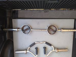 Supra Curl Bar for Sale in Lake in the Hills, IL