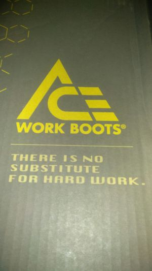 Work boots for Sale in Chula Vista, CA