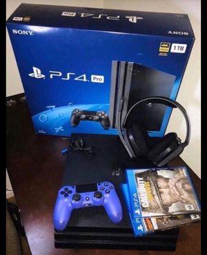PS4 🎮 pro 2020 for Sale in Boston, MA