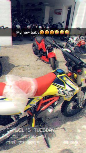 Apollo rfz 125 dirtbike for Sale in Providence, RI