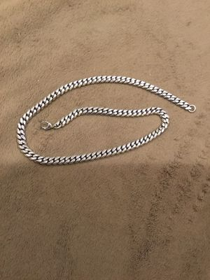 Miami Cuban link for Sale in Los Angeles, CA