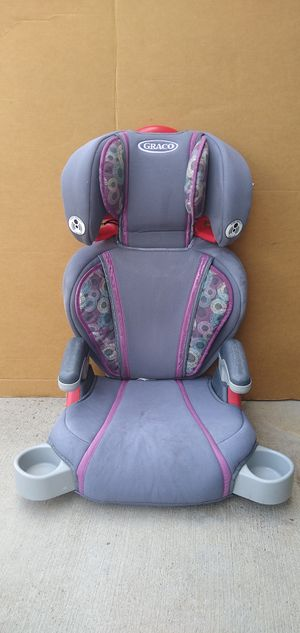 Booster car seat with back for kid for Sale in Corona, CA