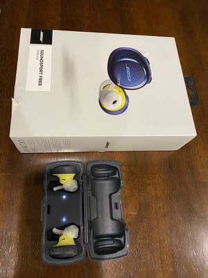 Bose Soundsport Free wireless for Sale in Chula Vista, CA