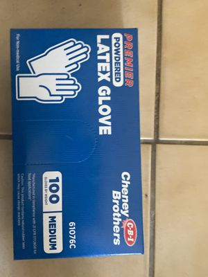 200 gloves 2 boxes for Sale in Miami, FL