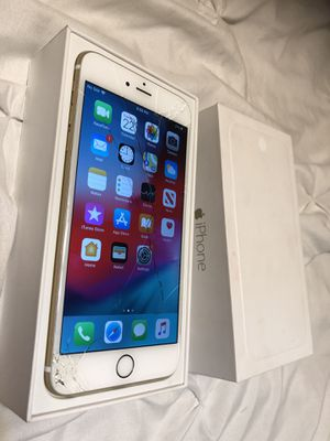 iPhone 6 Plus's like new only need replace screen $160 for Sale in Avondale, AZ