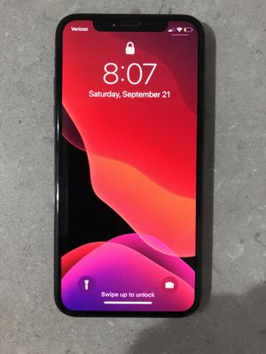 Apple iPhone X Factory Unlocked 64gb for Sale in New York, NY