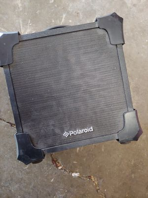 Bluetooth speaker with charger for Sale in Klamath Falls, OR