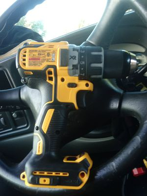 """DeWalt xr Drill driver 1/2"""" (13mm) cordless for Sale in Sunnyvale, CA"""