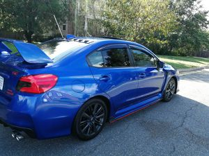 Subaru wrx LIMITED for Sale in Annandale, VA