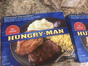 Free Food Hungry Man for Sale in Fairburn, GA