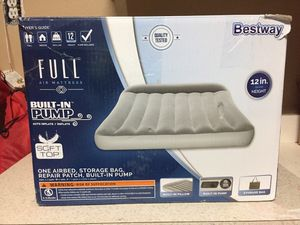 Bestway air mattress for Sale in Albuquerque, NM