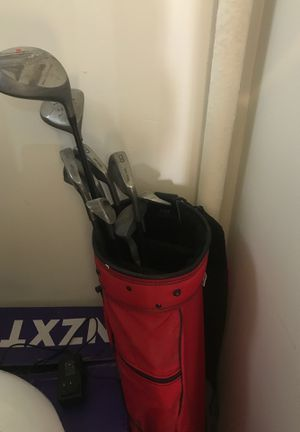 Golf club set with bag for Sale in Brooklyn, NY