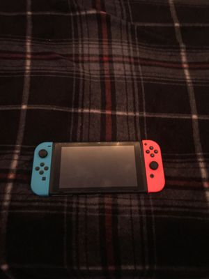 Nintendo Switch (Red,Blue) for Sale in Fort Washington, MD