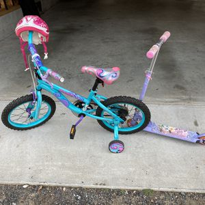 Kids Bike And Scooter for Sale in King William, VA